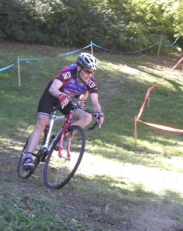 Boss Cross #1 - A great technical course.